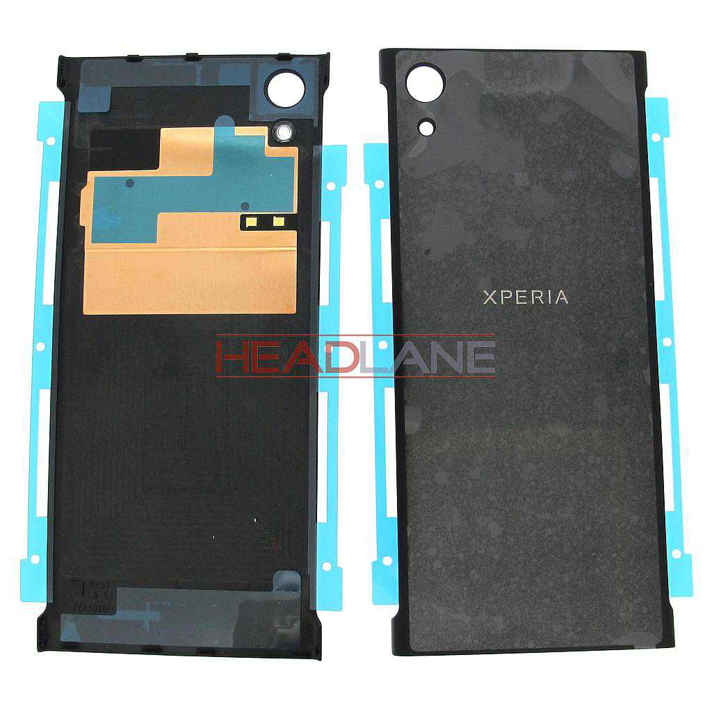 Sony G3112 G3121 Xperia XA1 Battery Cover - Black