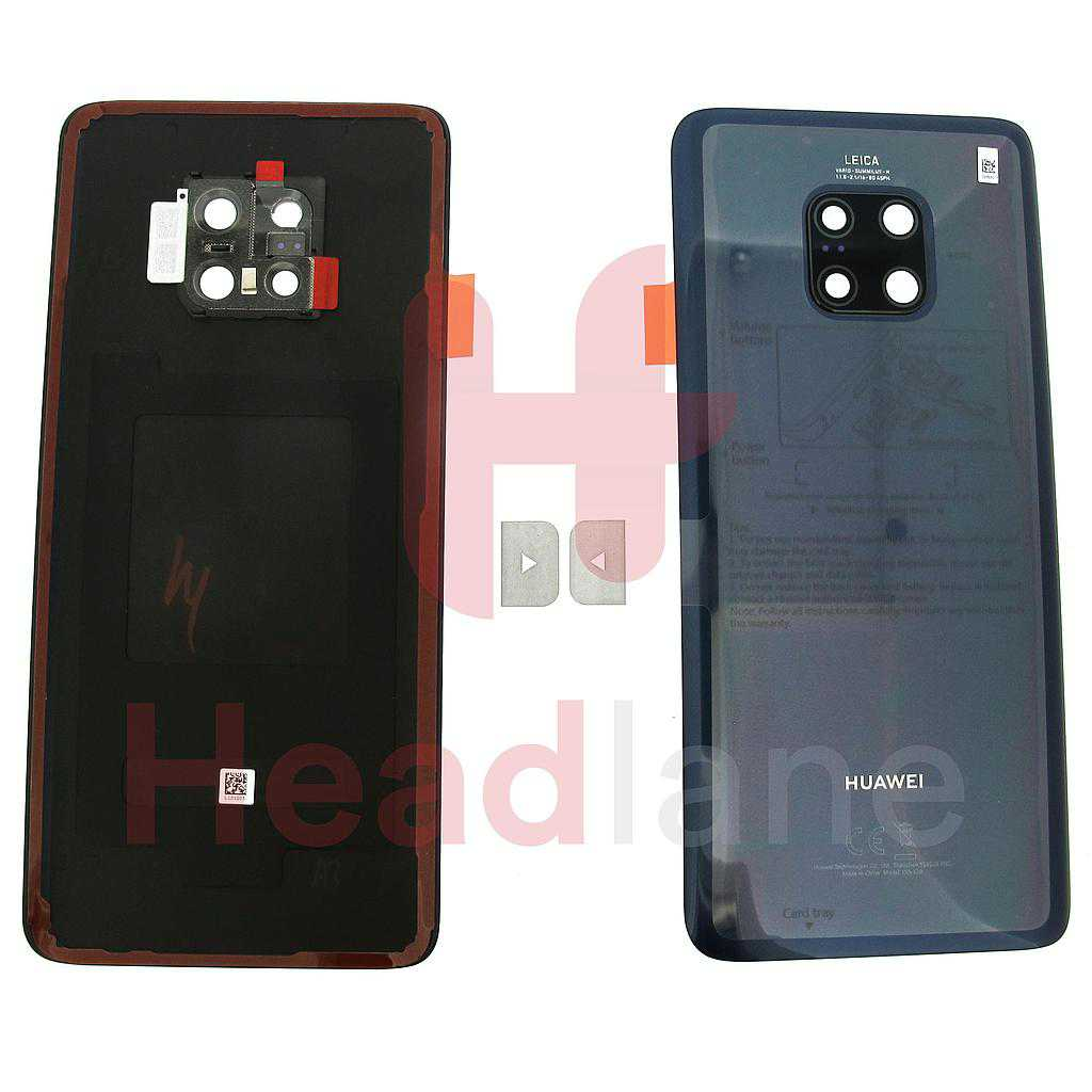 Huawei Mate 20 Pro Back / Battery Cover - Midnight Blue