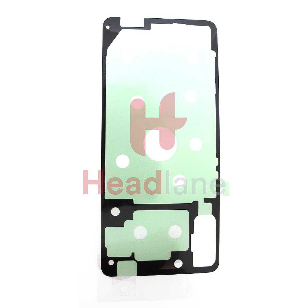 Samsung SM-A750 Galaxy A7 (2018) Waterproof Back / Battery Cover Adhesive / Sticker
