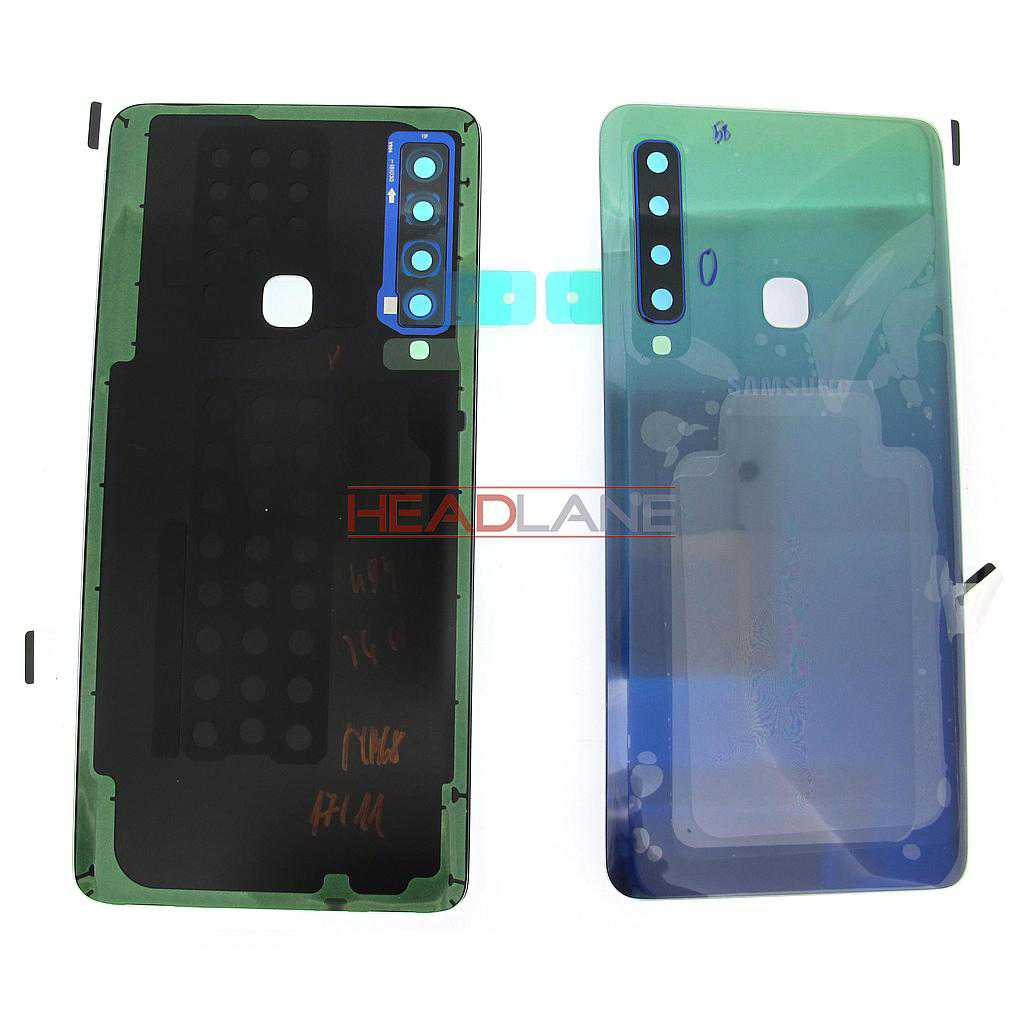 Samsung SM-A920 Galaxy A9 (2018) Back / Battery Cover - Blue
