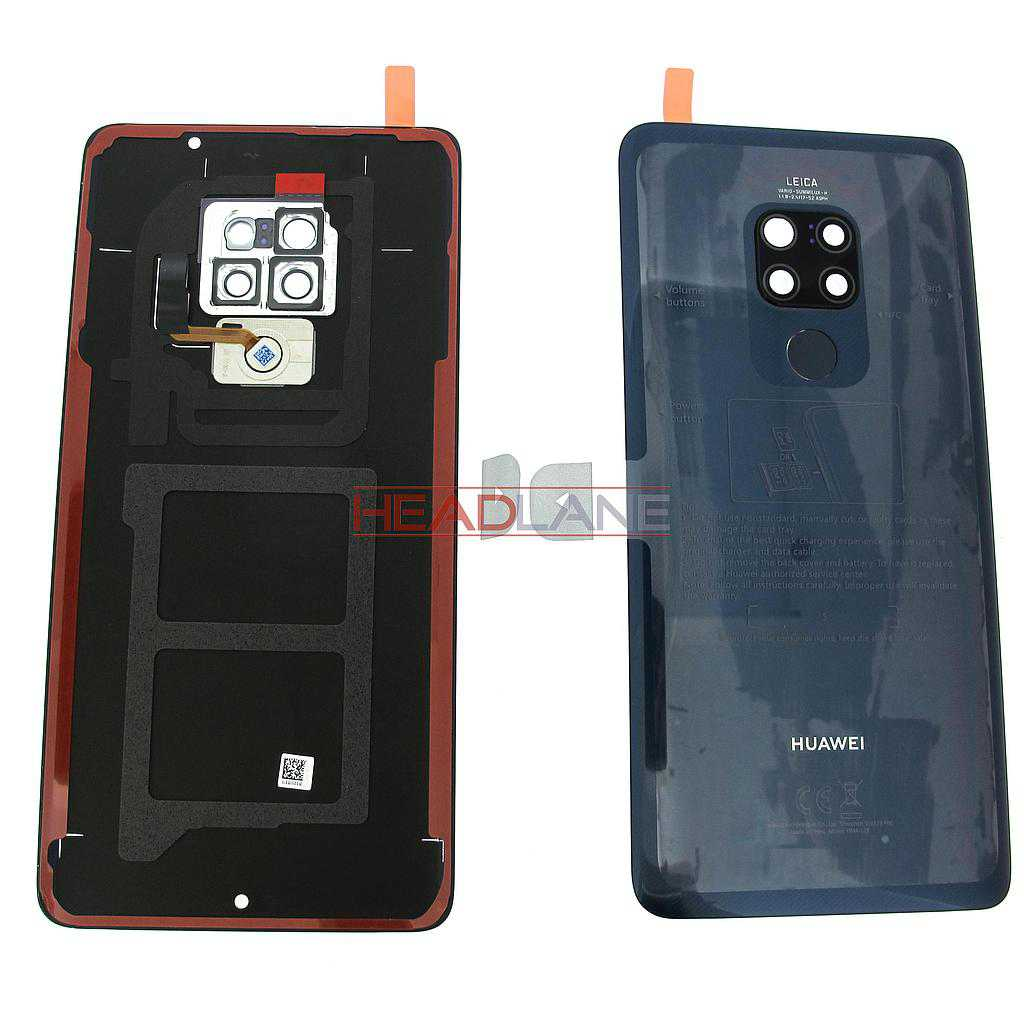 Huawei Mate 20 Back / Battery Cover - Blue