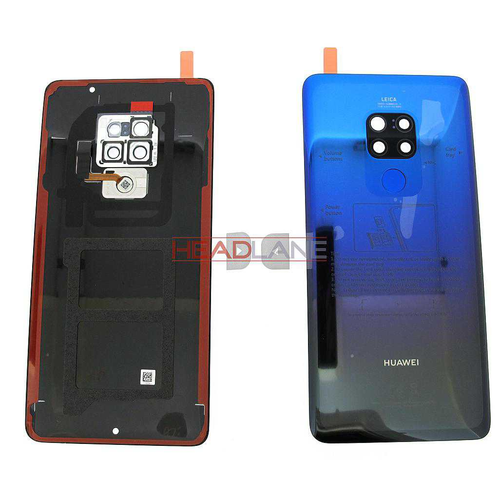 Huawei Mate 20 Back / Battery Cover - Twilight
