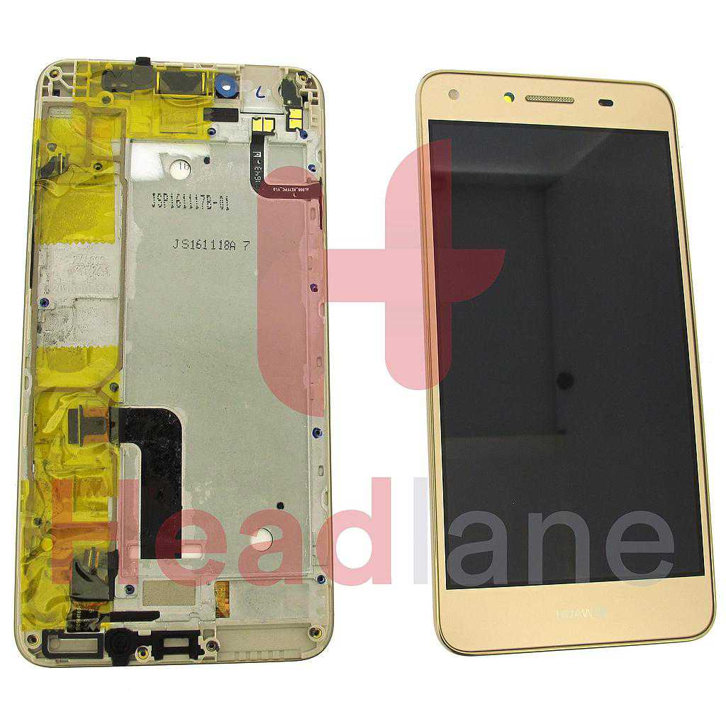 Huawei Y5-II LCD Display / Screen + Touch - Gold