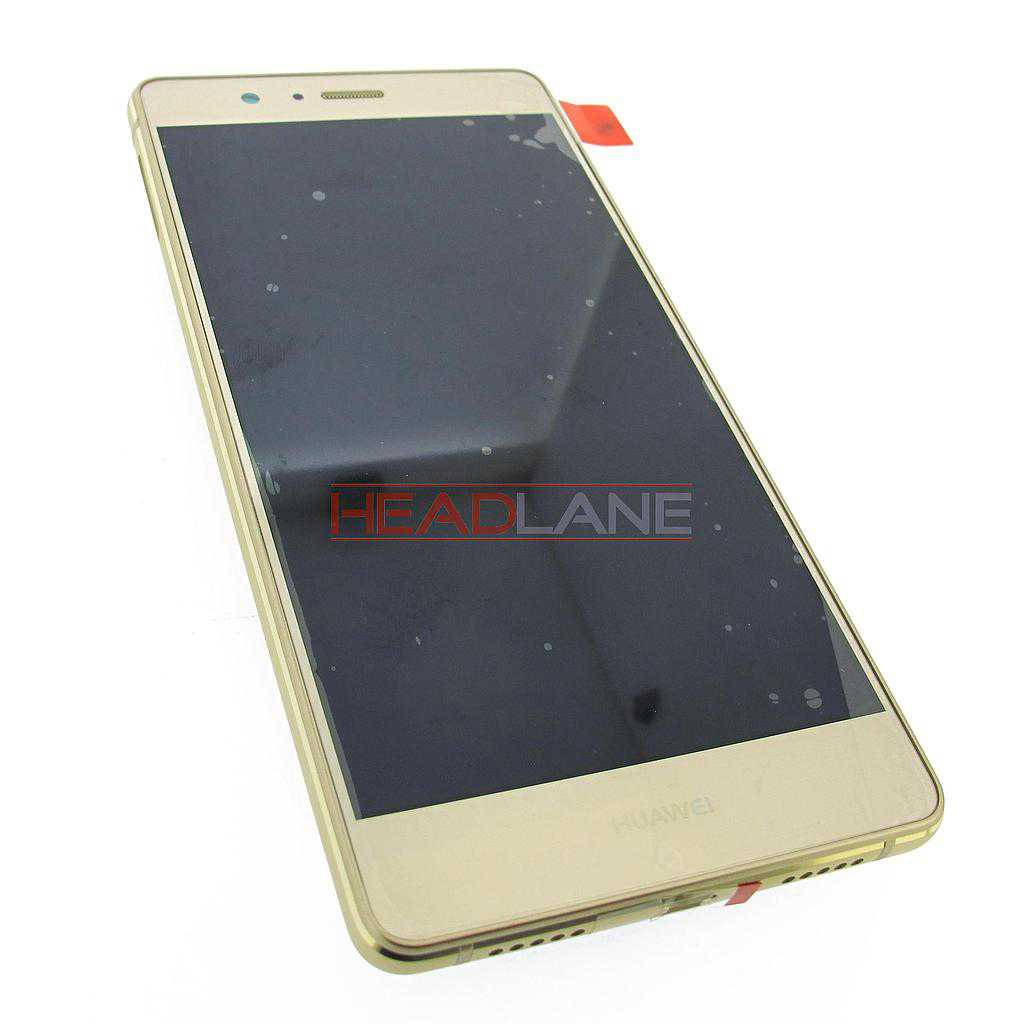 Huawei P9 Lite LCD Display / Screen + Touch + Battery Assembly - Gold