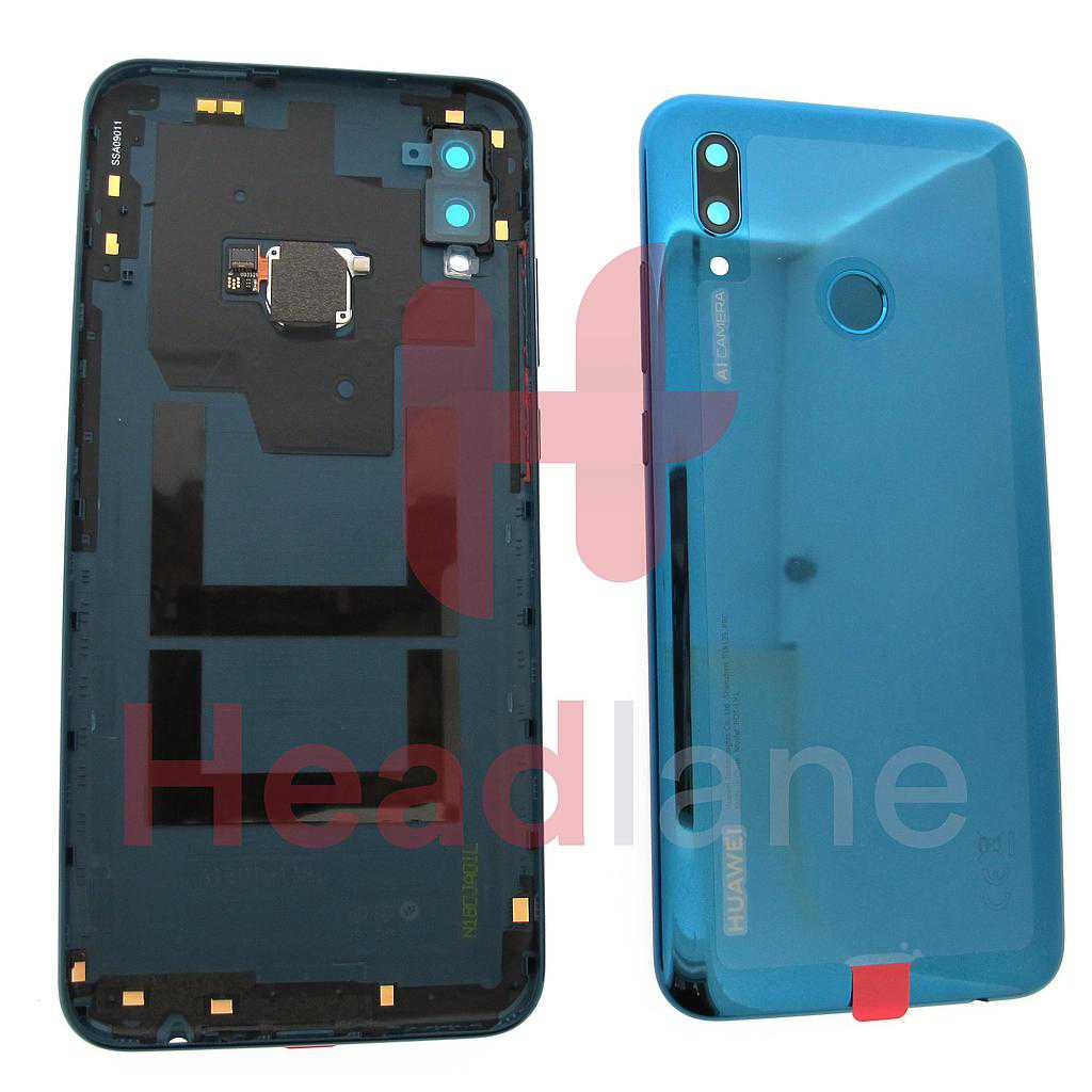 Huawei P Smart (2019) Back / Battery Cover - Sapphire Blue