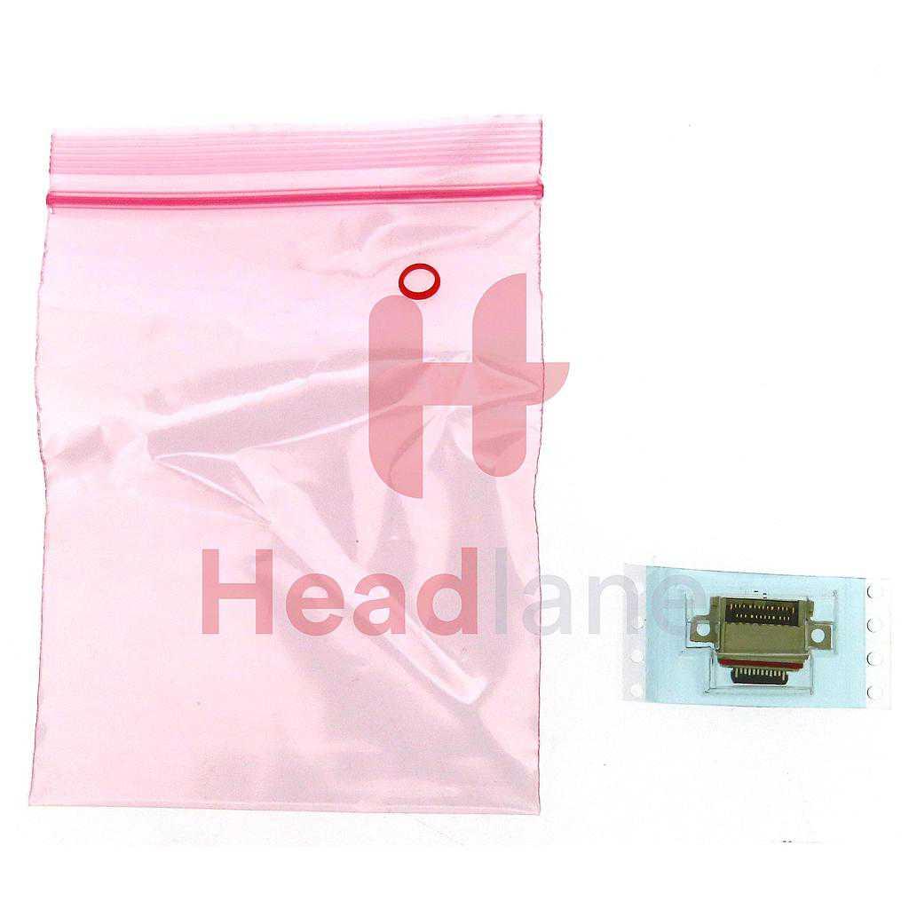 Samsung SM-G970 SM-G973 SM-G975 Galaxy S10+ / S10 Plus / S10 / S10E USB-C Charging Port + Rework / Adhesive / Sticker Kit