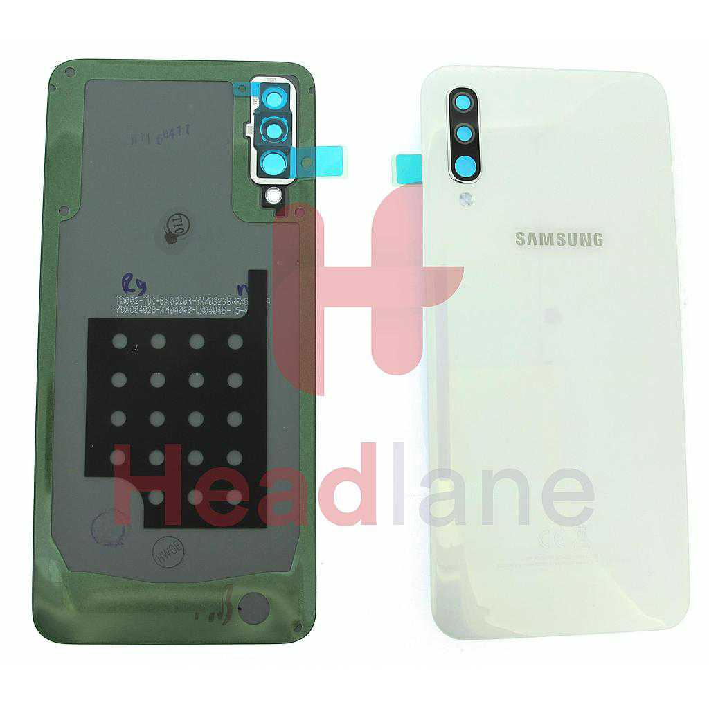 Samsung SM-A505 Galaxy A50 Back / Battery Cover - White