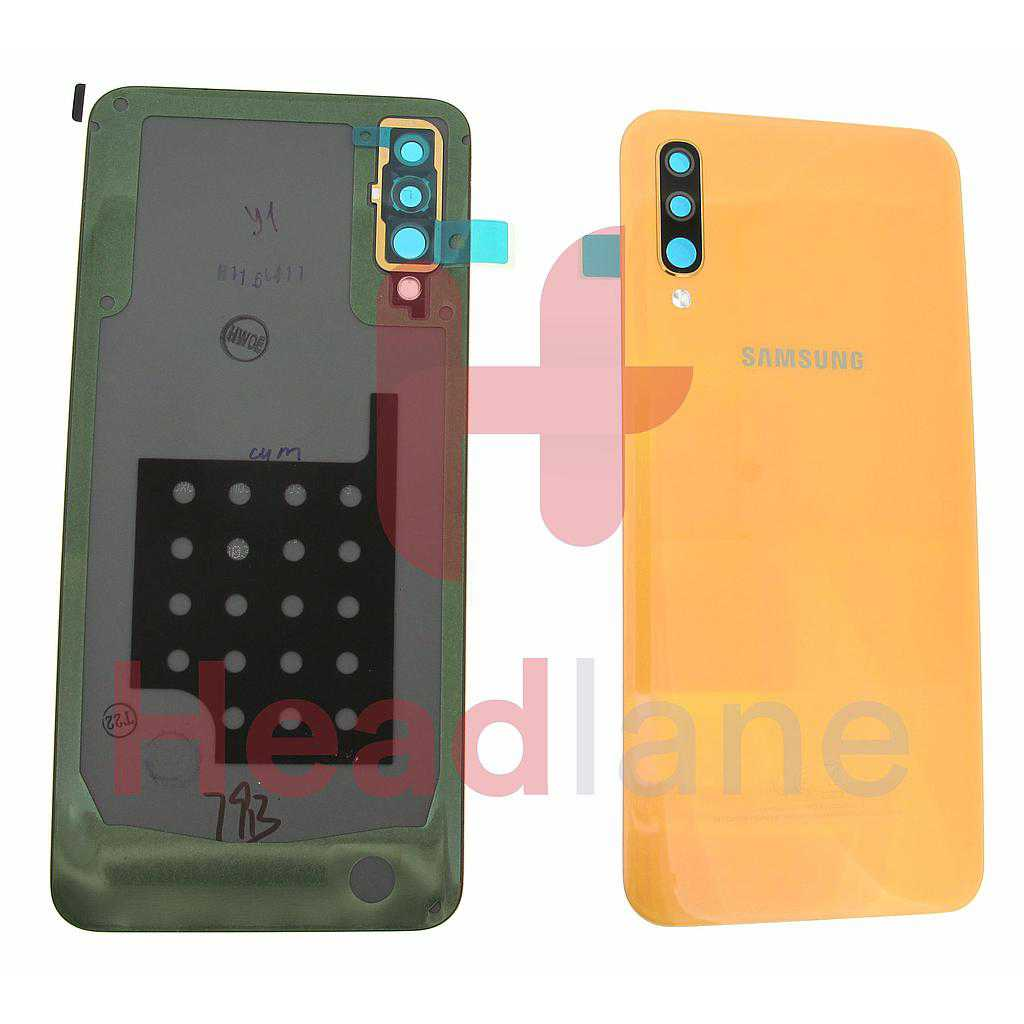 Samsung SM-A505 Galaxy A50 Back / Battery Cover - Coral