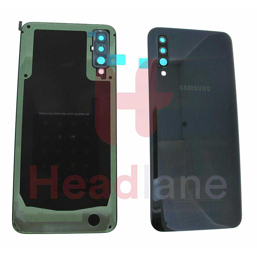 Samsung SM-A505 Galaxy A50 Back / Battery Cover - Black