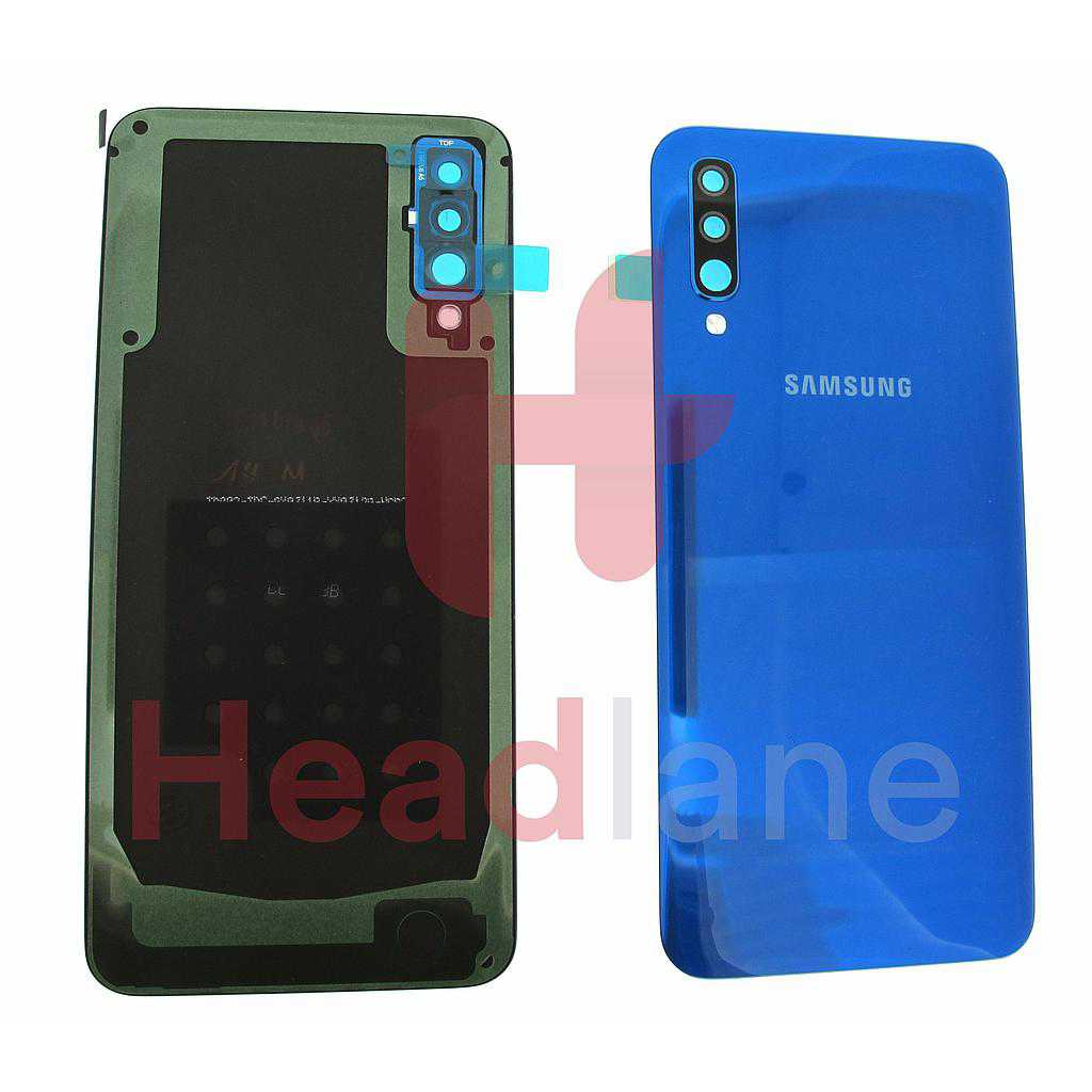 Samsung SM-A505 Galaxy A50 Back / Battery Cover - Blue