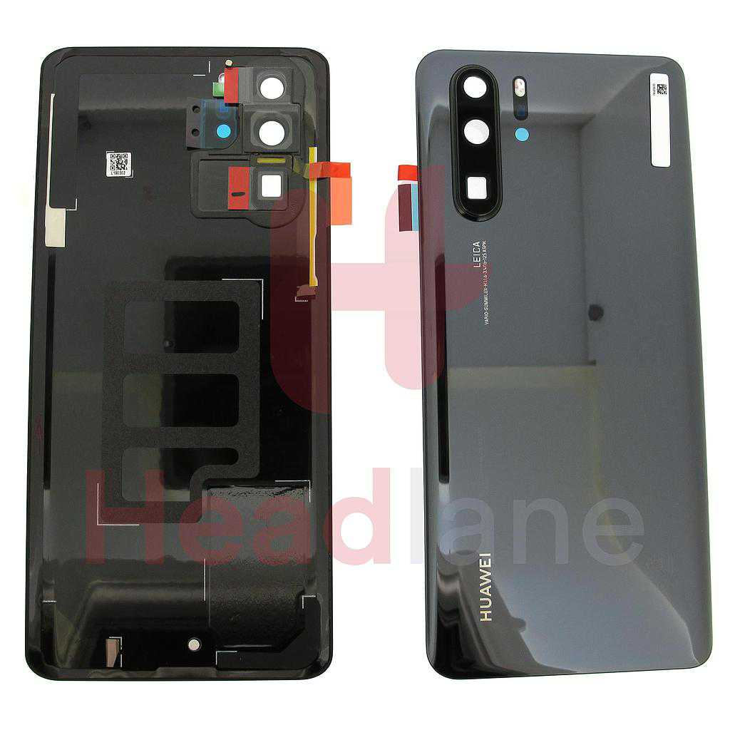 Huawei P30 Pro Back / Battery Cover - Black