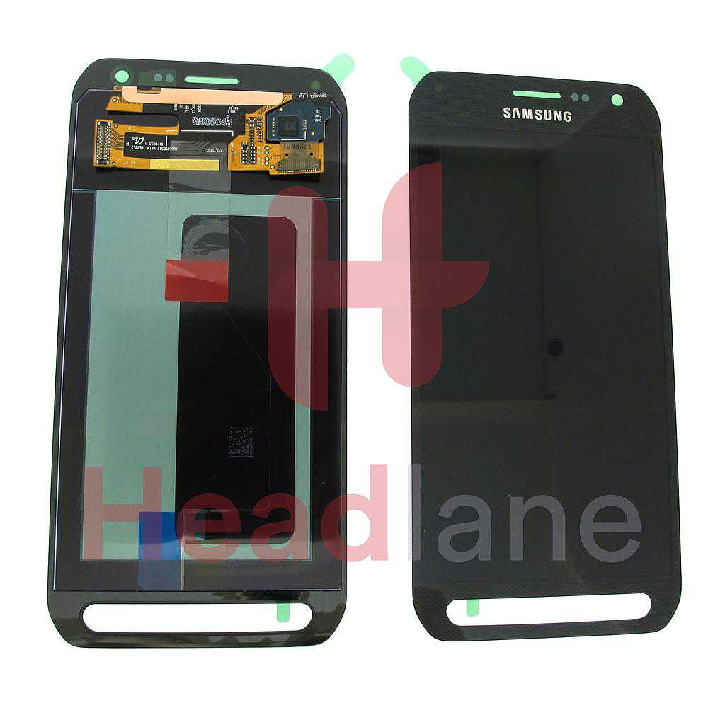 Samsung SM-G890 Galaxy S6 Active LCD Display / Screen + Touch - Blue