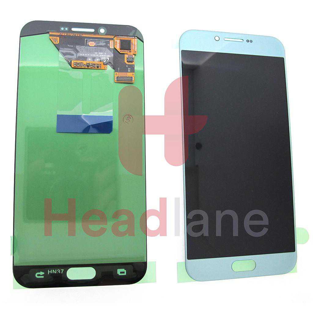 Samsung SM-A810 Galaxy A8 (2016) LCD Display / Screen + Touch - Blue