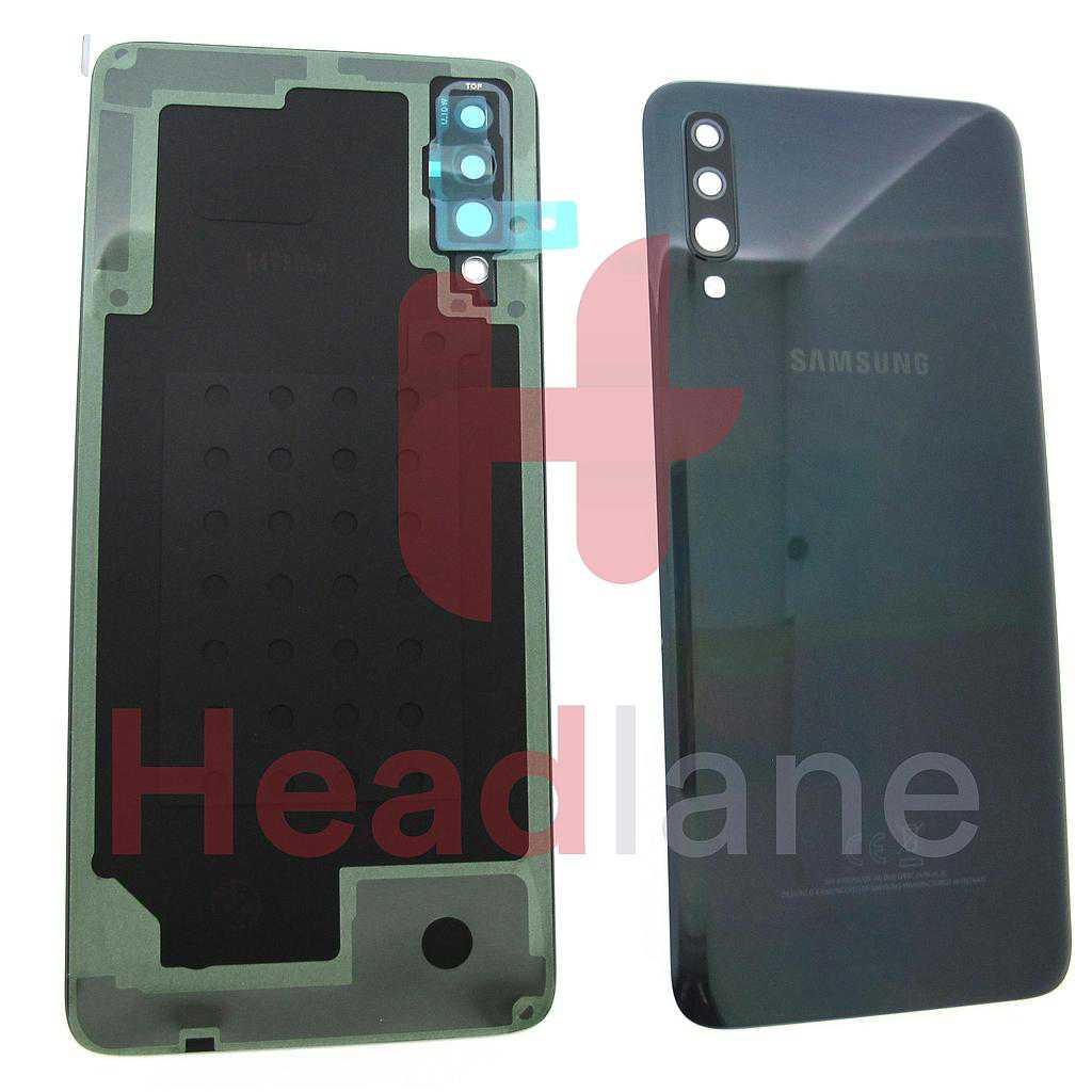 Samsung SM-A705 Galaxy A70 Battery / Back Cover - Black