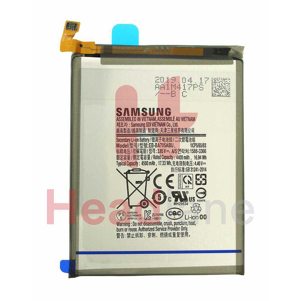 Samsung SM-A705 Galaxy A70 Internal Battery EB-BA705ABU