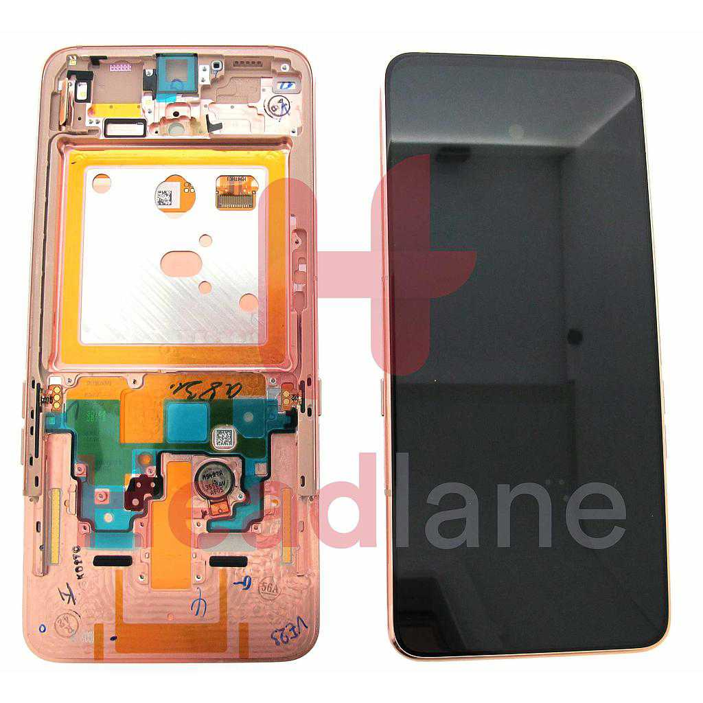 Samsung SM-A805 Galaxy A80 LCD Display / Screen + Touch - Gold