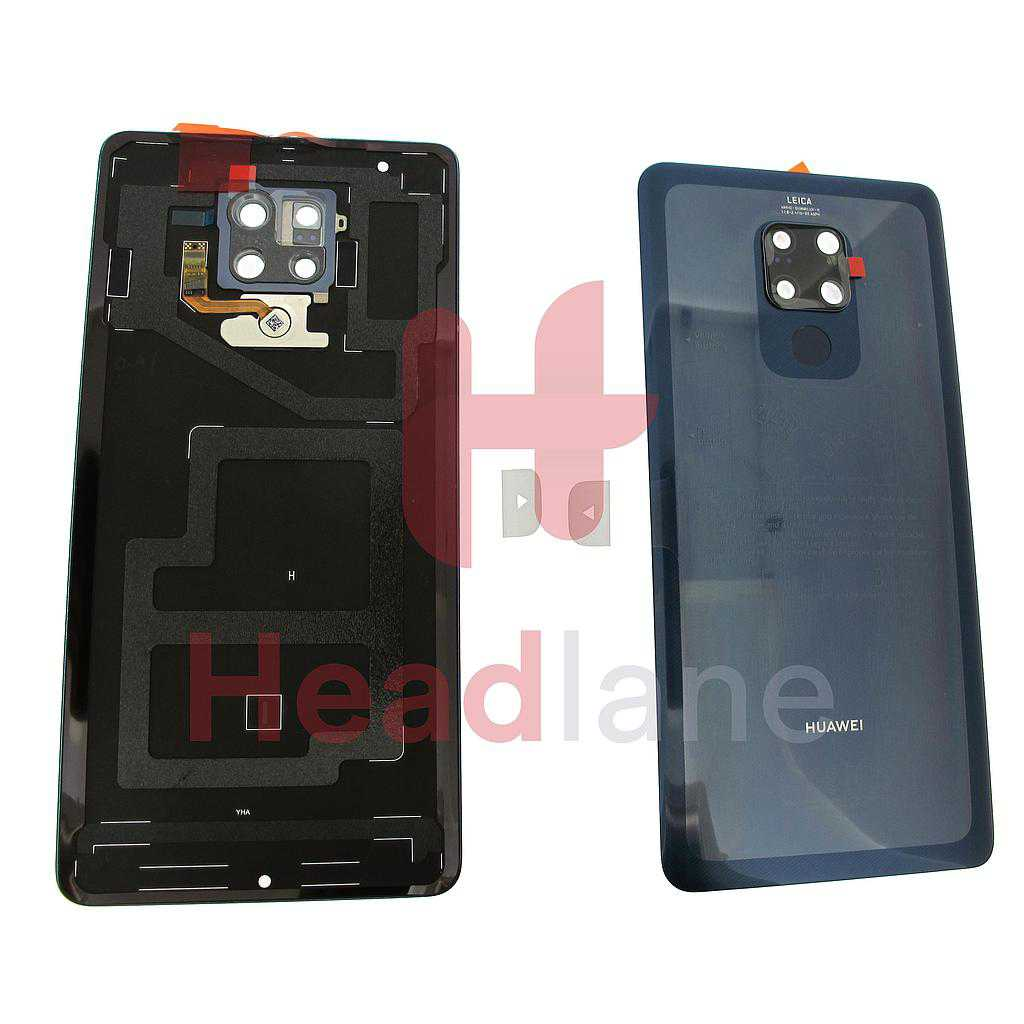 Huawei Mate 20 X Back / Battery Cover - Midnight Blue
