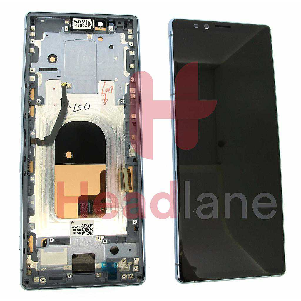 Sony J8110 J9110 Xperia 1 LCD Display / Screen + Touch - Grey