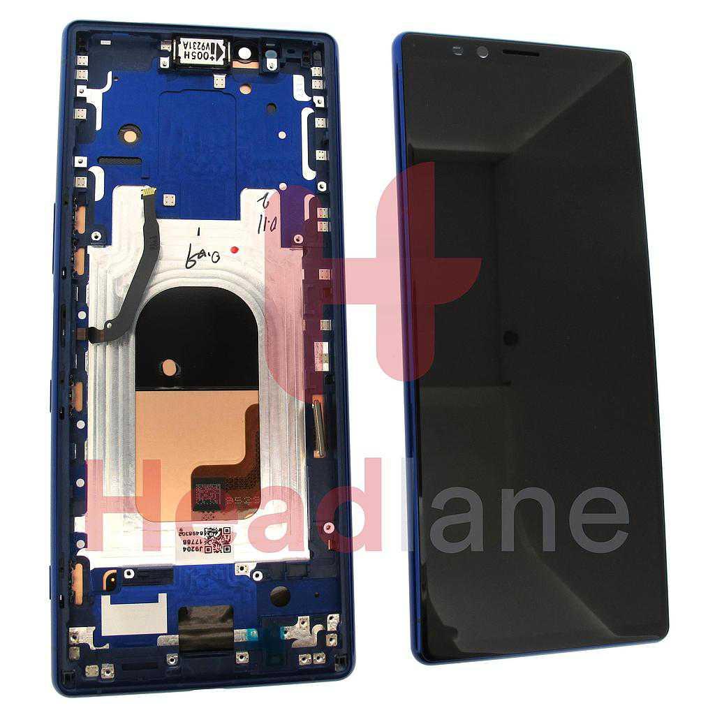 Sony J8110 J9110 Xperia 1 LCD Display / Screen + Touch - Purple