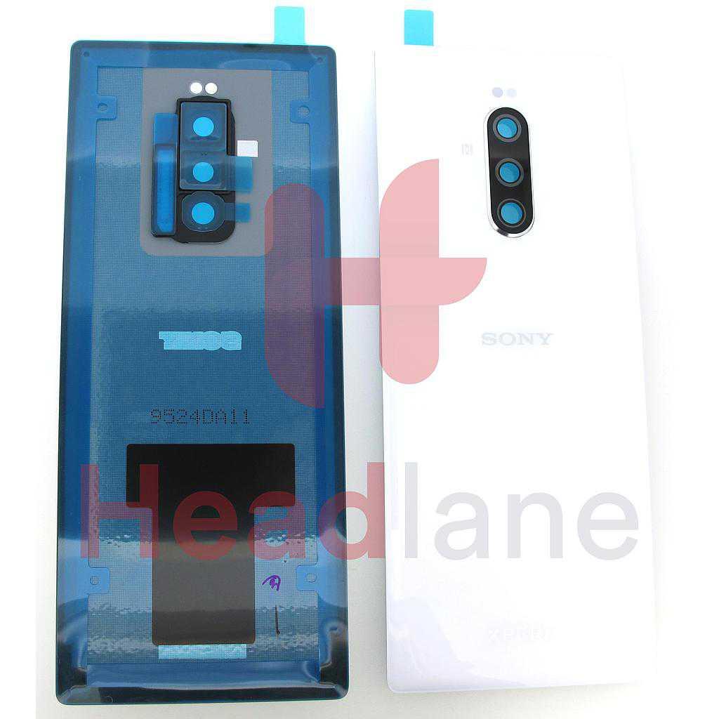 Sony J8110 J9110 Xperia 1 Back / Battery Cover - White