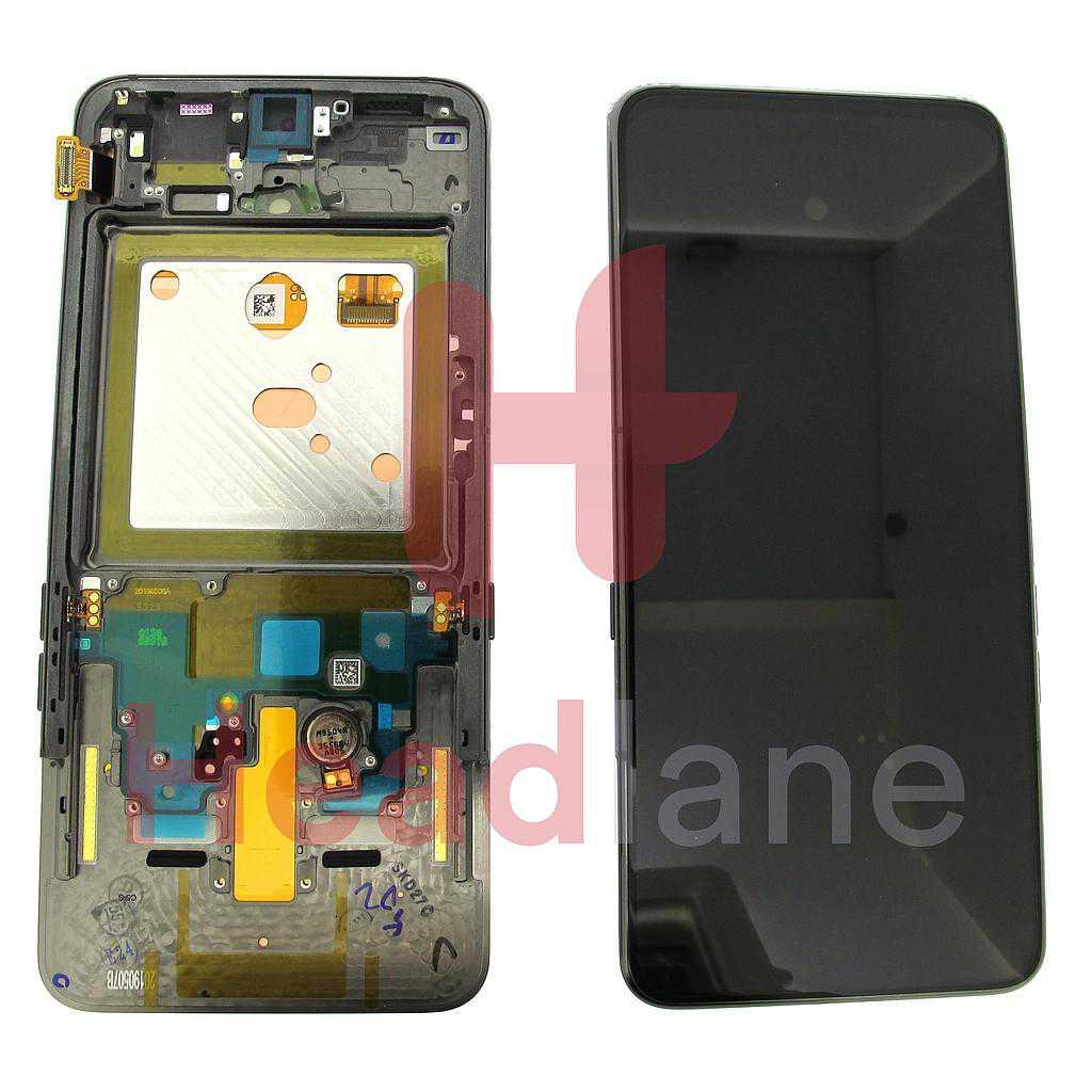 Samsung SM-A805 Galaxy A80 LCD Display / Screen + Touch - Black