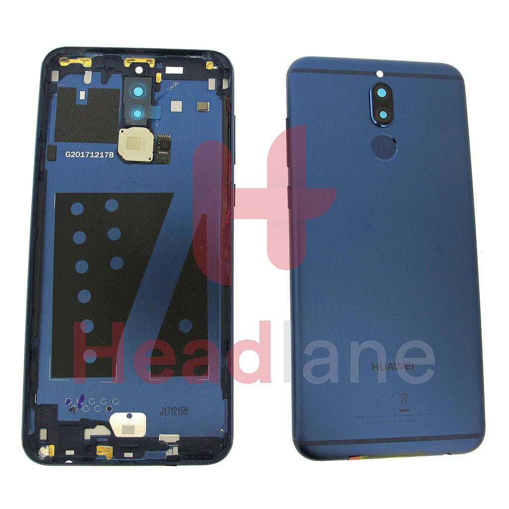 Huawei Mate 10 Lite Back / Battery Cover - Blue