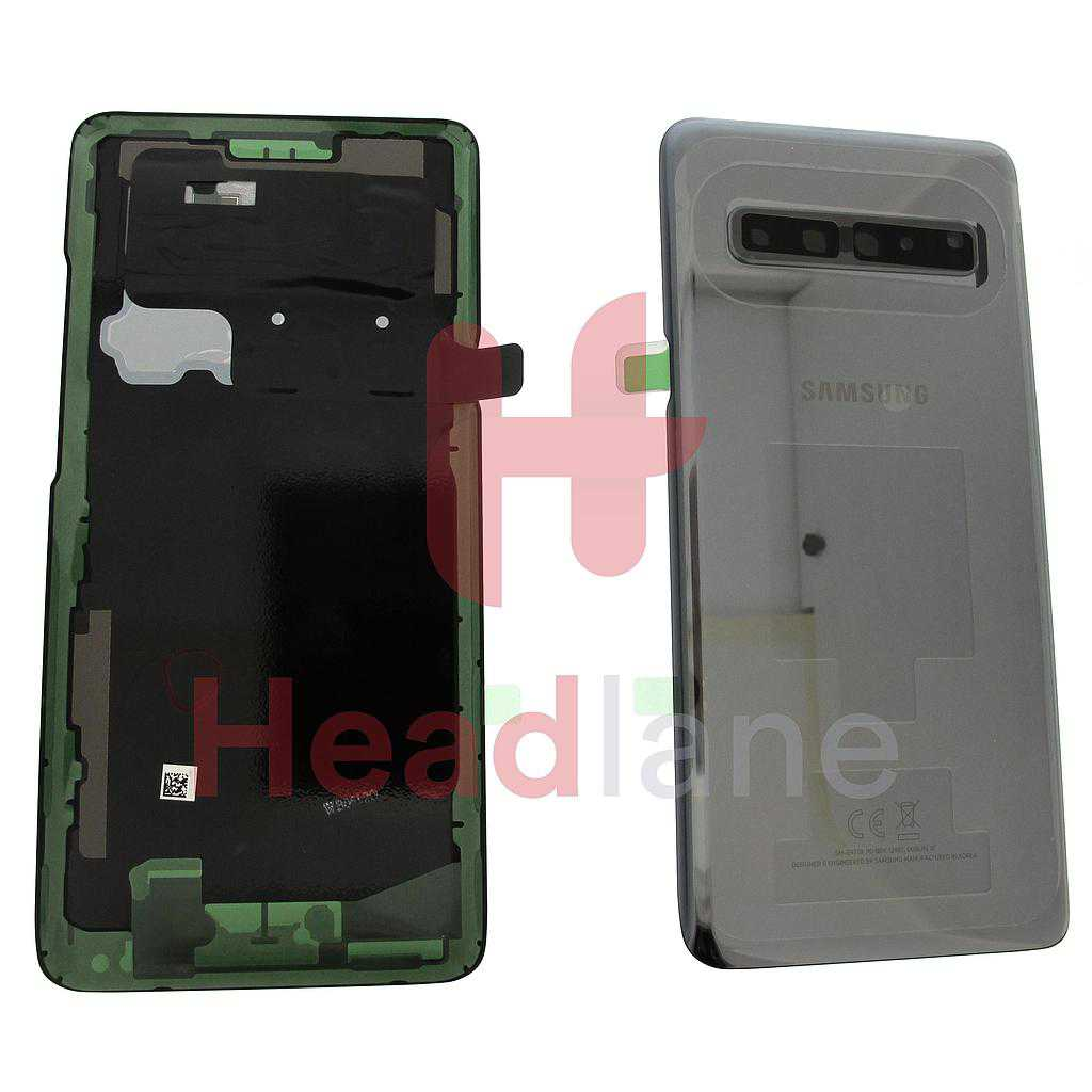 Samsung SM-G977 Galaxy S10 5G Back / Battery Cover - Majestic Black