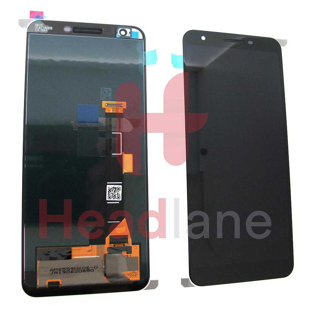 Google Pixel 3a LCD Display / Screen + Touch