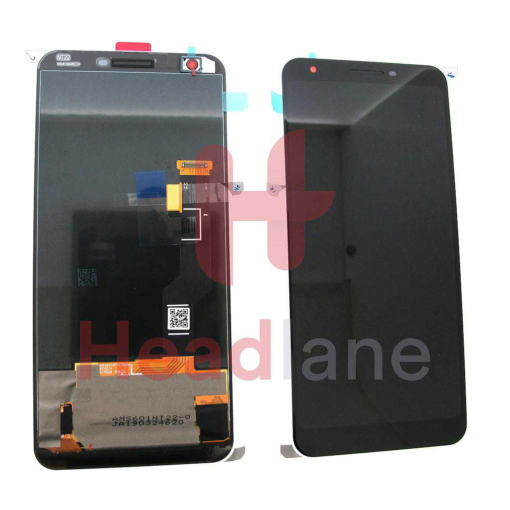 Google Pixel 3a XL LCD Display / Screen + Touch