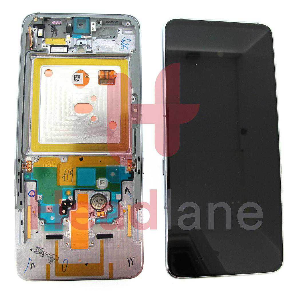 Samsung SM-A805 Galaxy A80 LCD Display / Screen + Touch - Silver