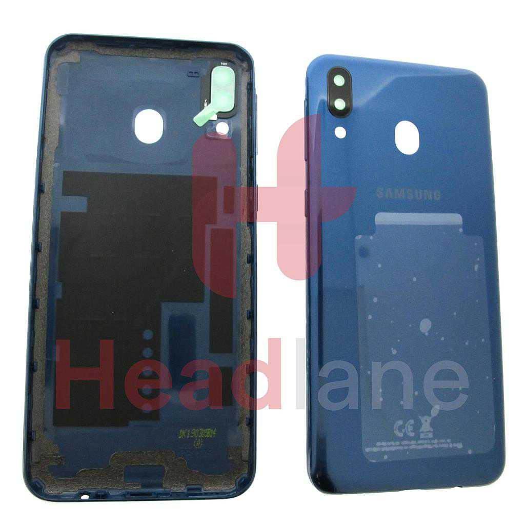 Samsung SM-M205 Galaxy M20 Back / Battery Cover - Blue