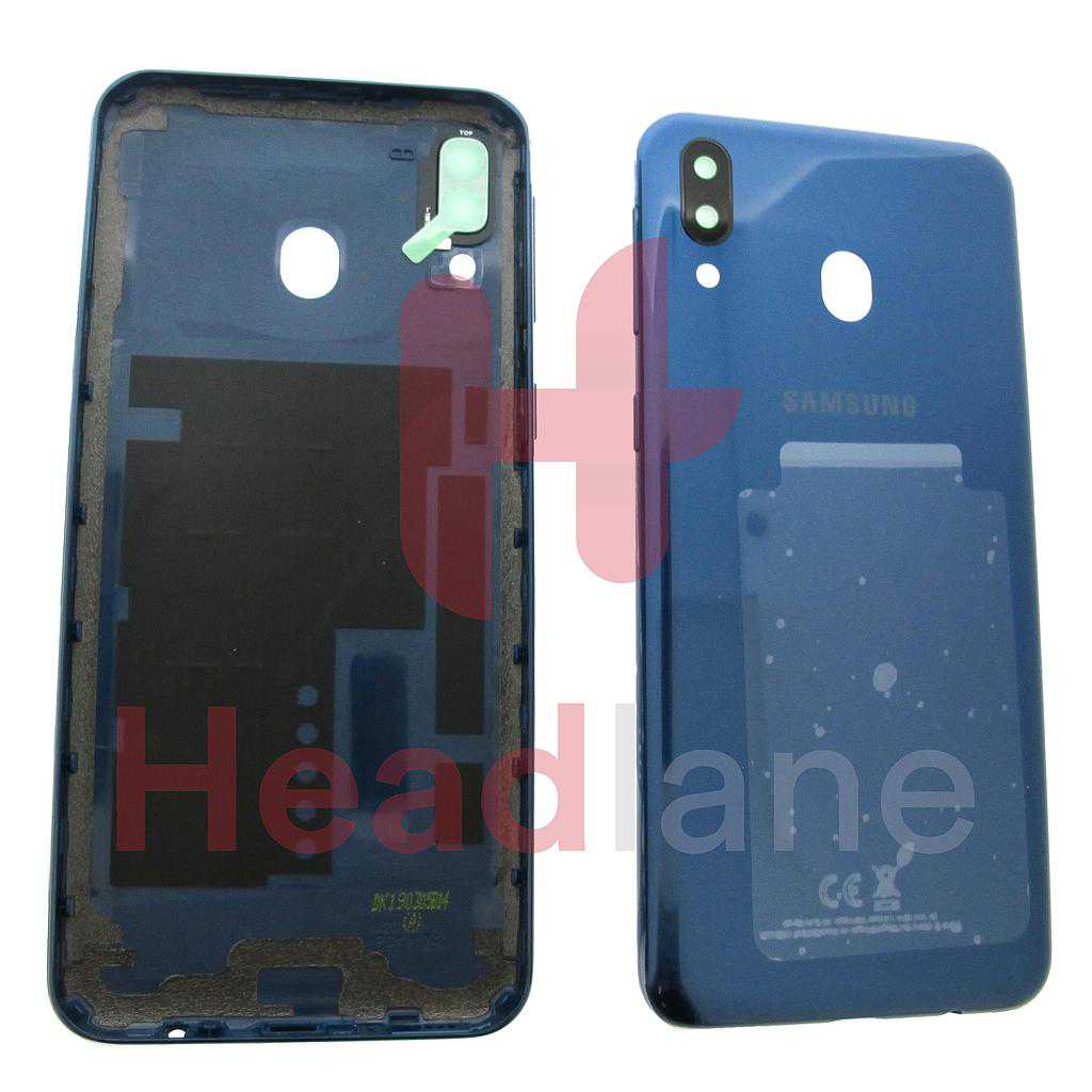 Samsung SM-M205 Galaxy M20 Back / Battery Cover - Blue