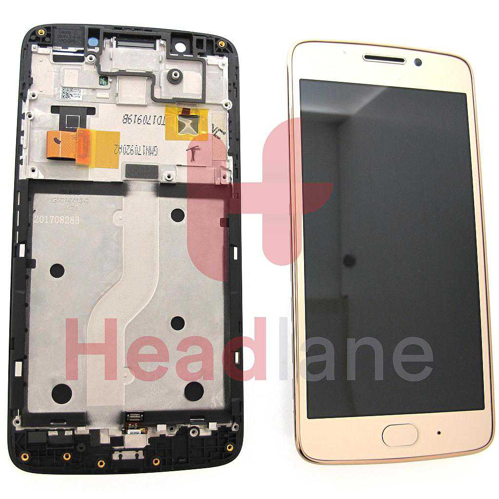 Lenovo / Motorola XT1675 XT1676 Moto G5 LCD Display / Screen + Touch