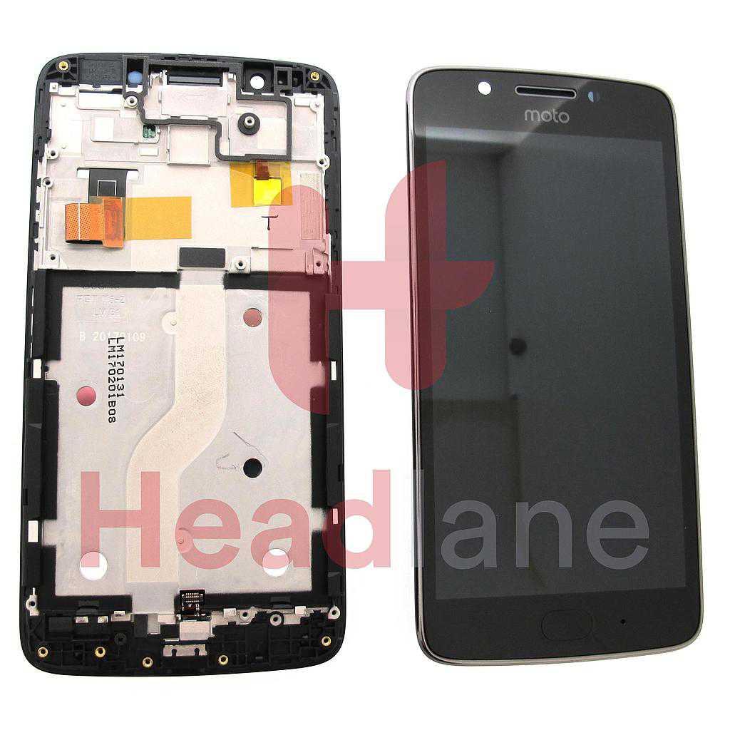 Lenovo / Motorola XT1675 XT1676 Moto G5 LCD Display / Screen + Touch