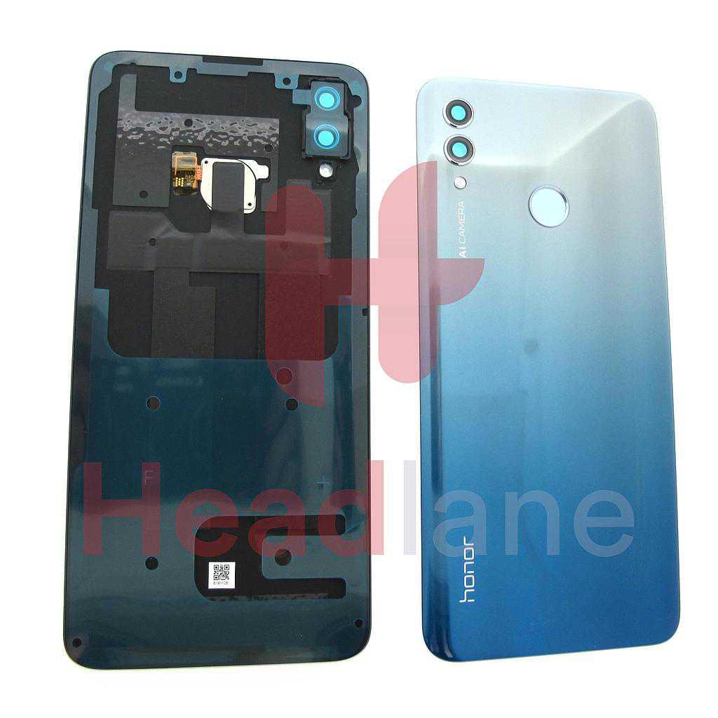 Huawei Honor 10 Lite Back / Battery Cover - Sky Blue