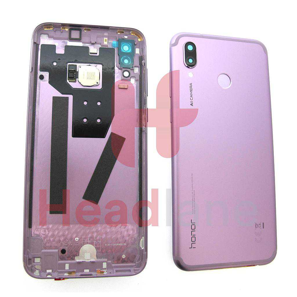 Huawei Honor Play Back / Battery Cover - Purple