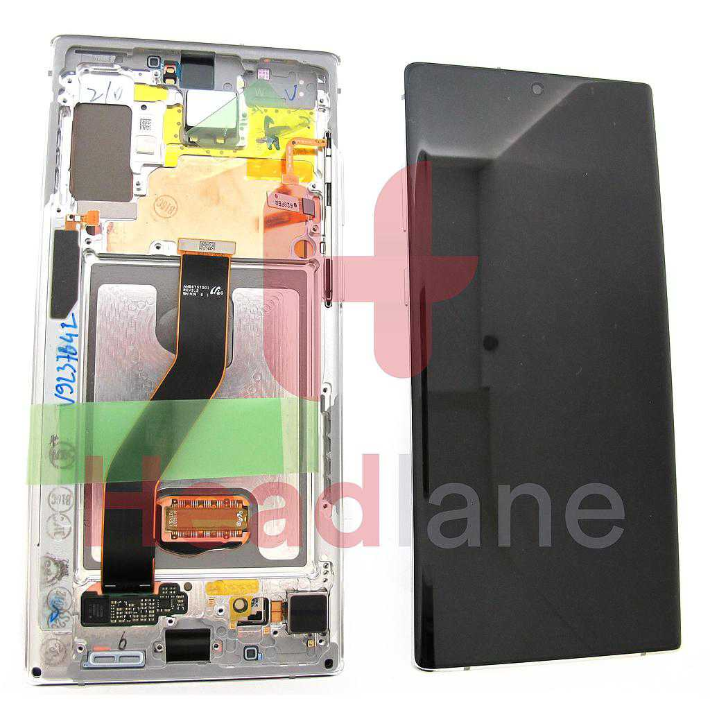 Samsung SM-N975 Galaxy Note 10+ / Note 10 Plus LCD Display / Screen + Touch - Aura White