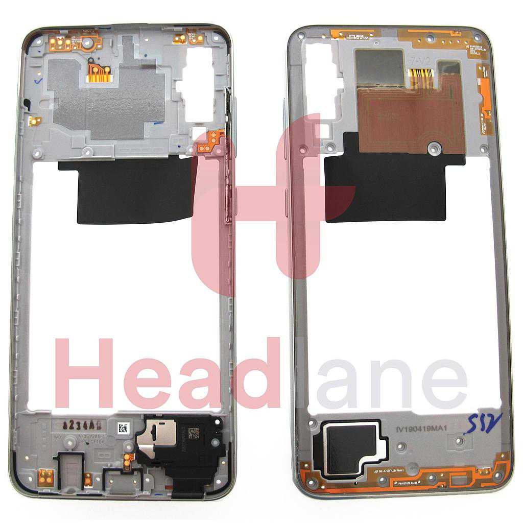 Samsung SM-A705 Galaxy A70 Middle Cover / Chassis - White