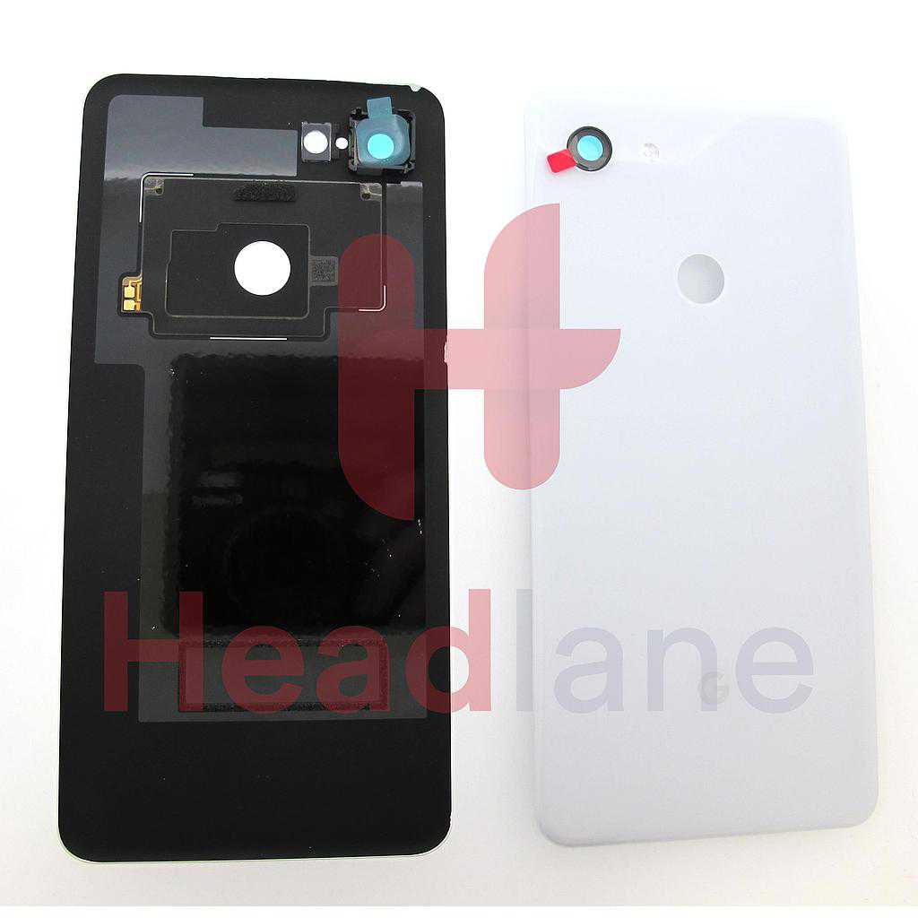 Google Pixel 3 XL Back / Battery Cover - Clearly White