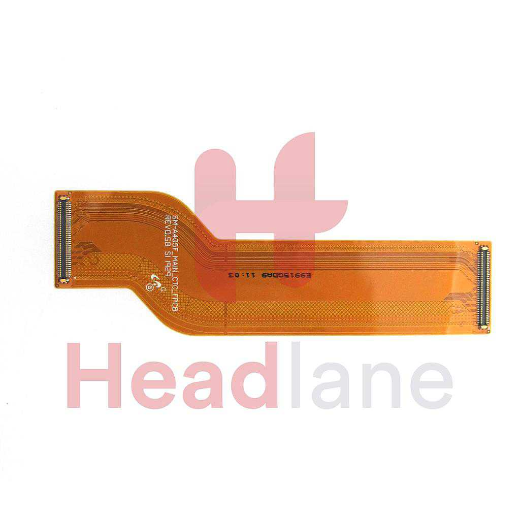 Samsung SM-A405 Galaxy A40 Main Flex Cable (Rev 0.5B)