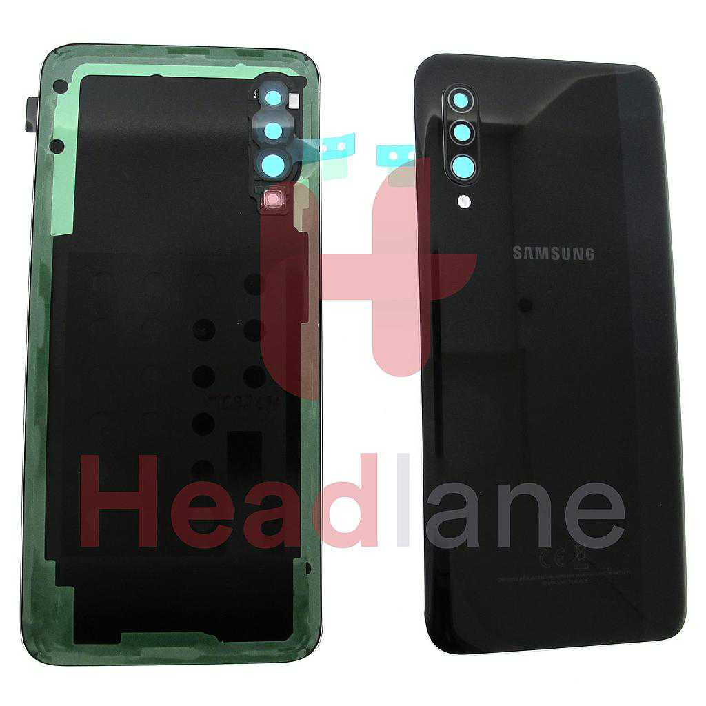 Samsung SM-A908 Galaxy A90 5G Back / Battery Cover - Black