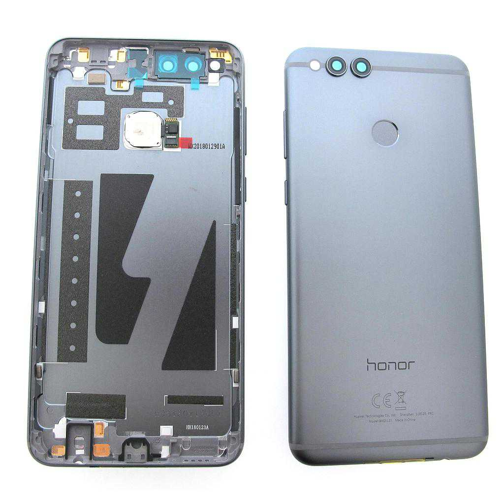 Huawei Honor 7X Back / Battery Cover - Grey