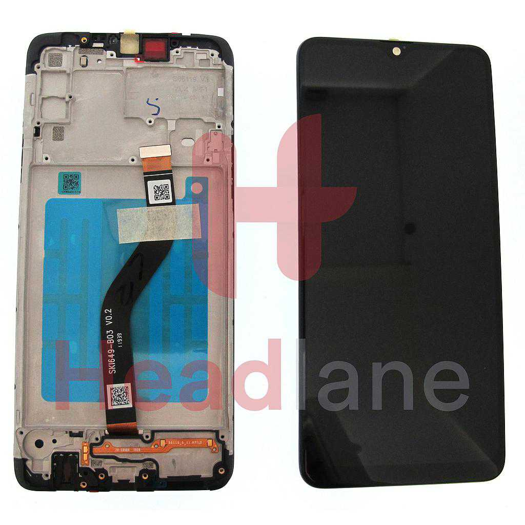 Samsung SM-A207 Galaxy A20s LCD Display / Screen + Touch
