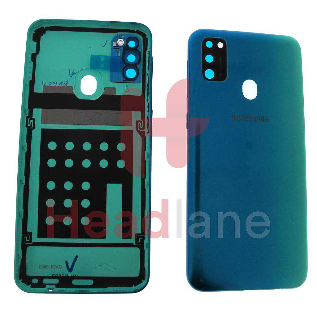 Samsung SM-M307 Galaxy M30s Back / Battery Cover - Blue