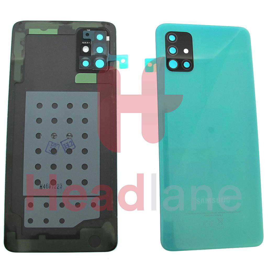 Samsung SM-A515 Galaxy A51 Back / Battery Cover - Blue