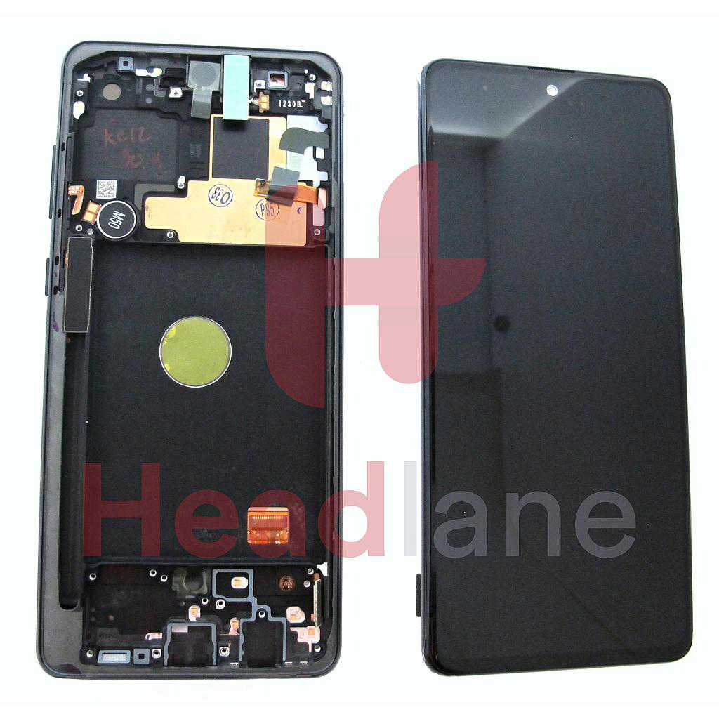 Samsung SM-N770 Galaxy Note 10 Lite LCD Display / Screen + Touch - Black