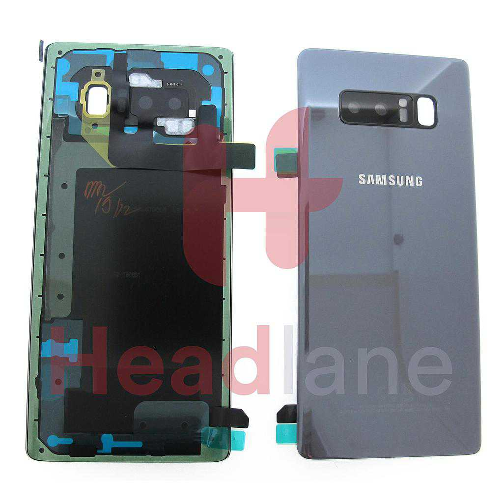 Samsung SM-N950 Galaxy Note 8 Back / Battery Cover - Orchid Grey