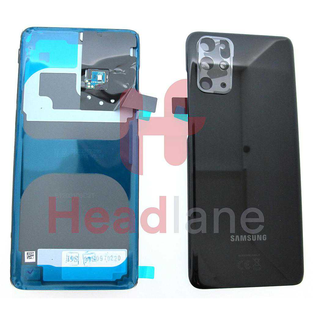 Samsung SM-G986 Galaxy S20+ / S20 Plus Back / Battery Cover - Black
