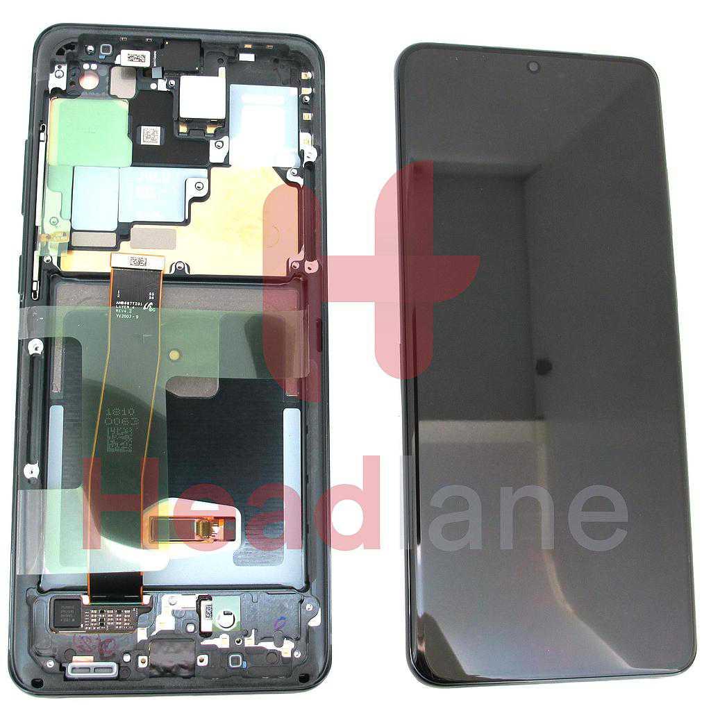 Samsung SM-G988 Galaxy S20 Ultra LCD Display / Screen + Touch - Black