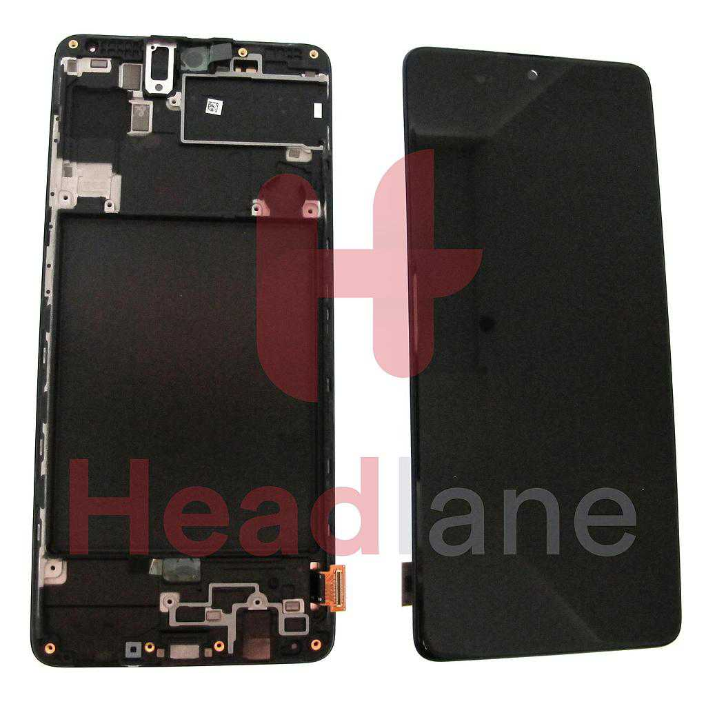 Samsung SM-A715 Galaxy A71 LCD Display / Screen + Touch